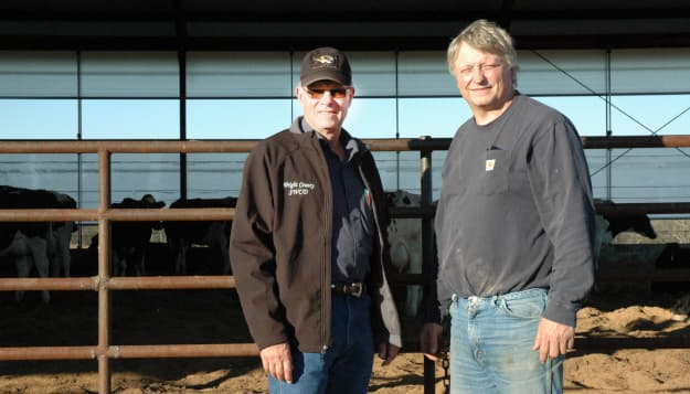 SW Mo. dairy and creamery sees positive changes with pack barns