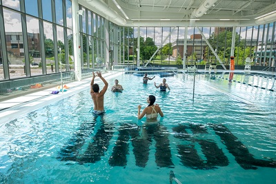 New UMSL rec center strengthens campus