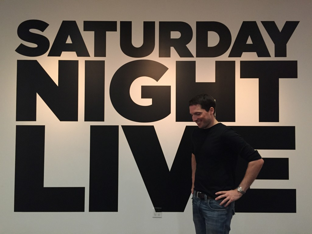 Matt Hirschfeld's art takes him from UMSL to SNL