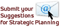 Submit your Suggestions for Strategic Planning