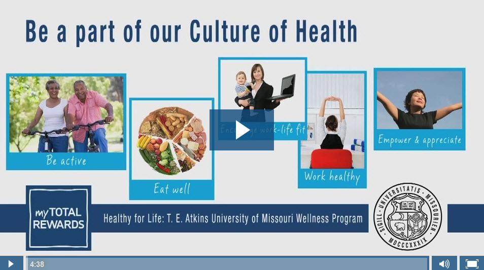 Video: Be a part of our Culture of Health