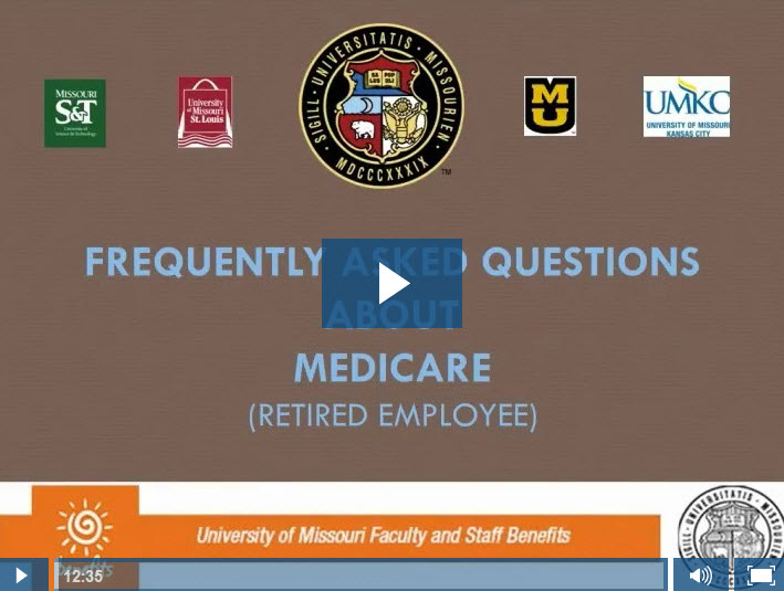 Video: Frequently Asked Questions about Medicare, for retired employees