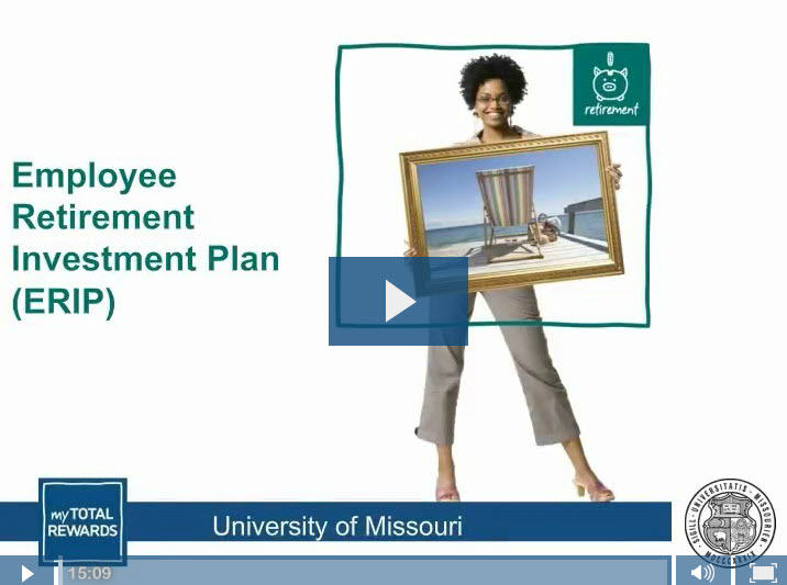 Video: Employee Retirement Investment Plan (ERIP)