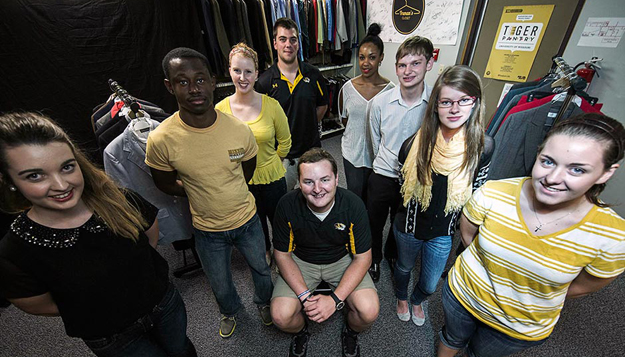 Truman's Closet Dresses Mizzou for Success