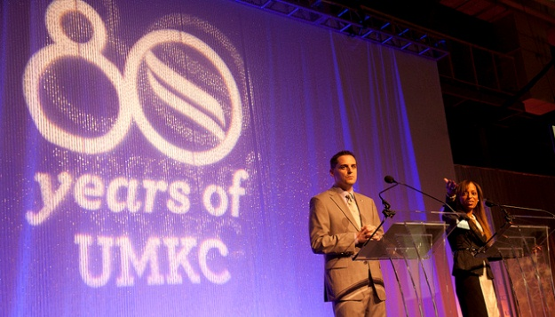 UMKC Celebrates 2013 Alumni Award Recipients