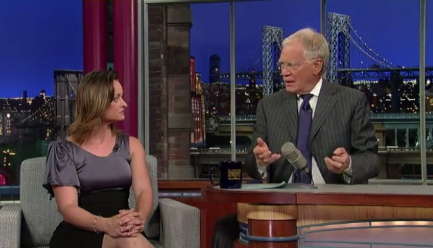 UMKC Alumna Valerie Brown Appeared on The Late Show