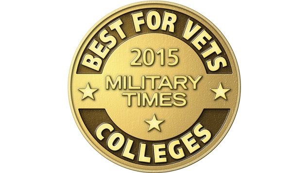 UMSL Ranks High as 'Best for Vets' College