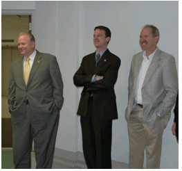 Legislators tour Missouri Rehabilitation Center