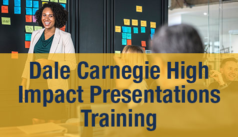High Impact Presentations Training